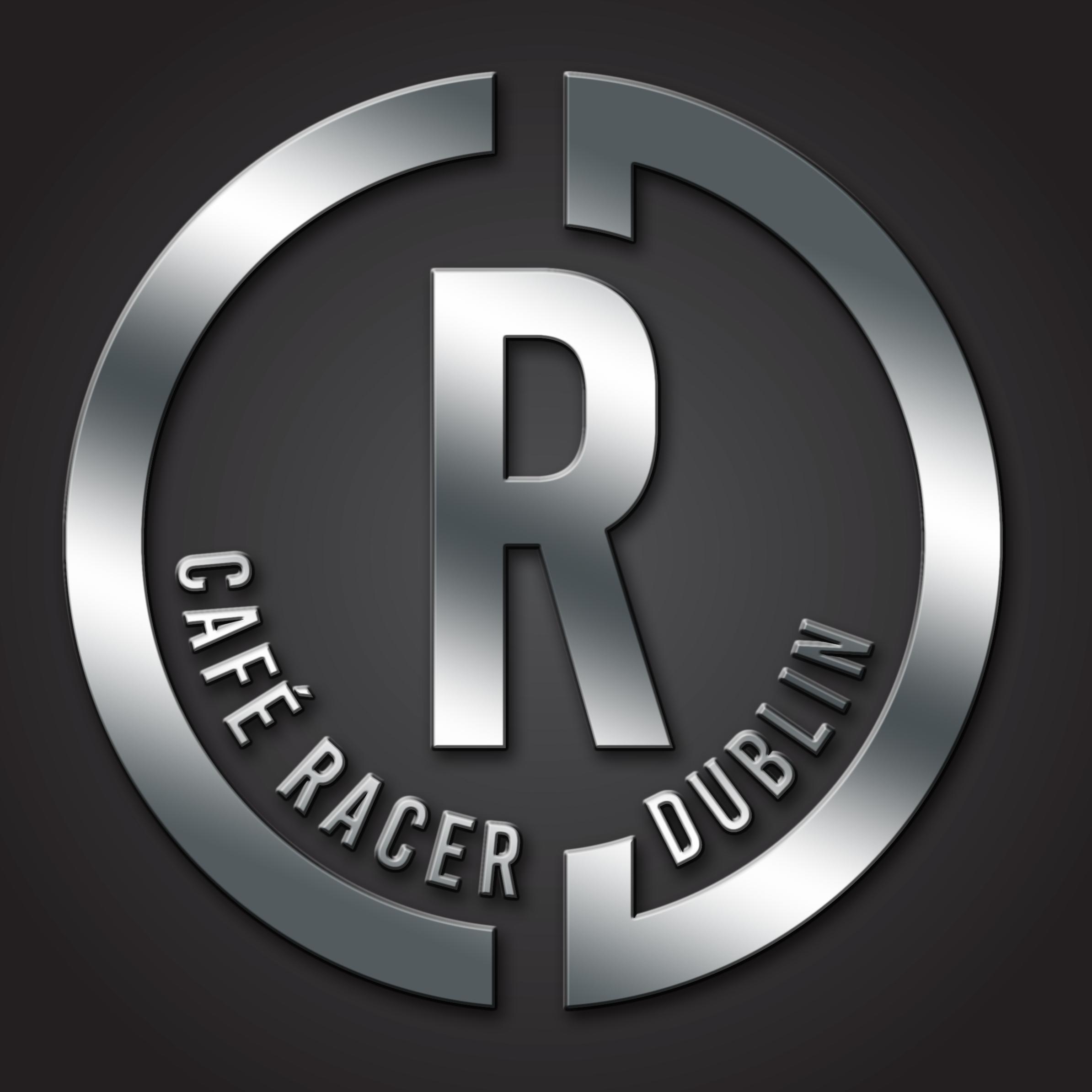 Cafe Racer Dublin 3D logo